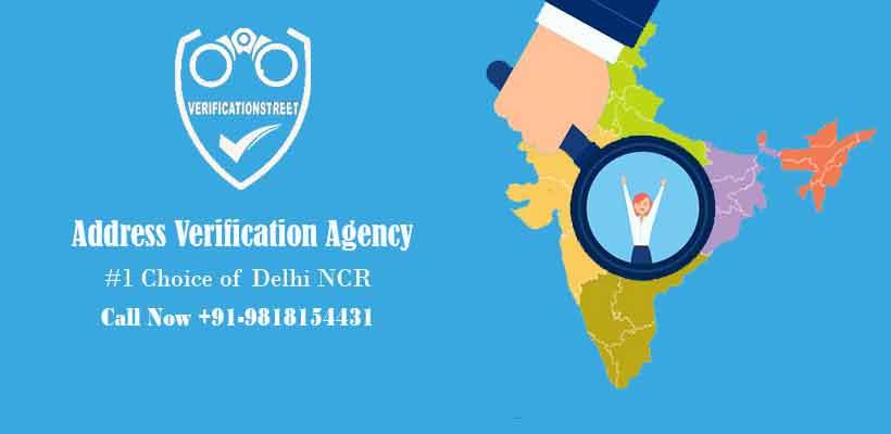 Address Verification Services Delhi NCR