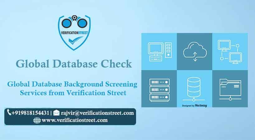 Database Check